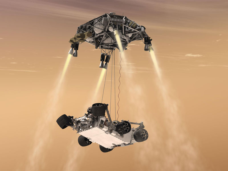 Mars 2020 Mission
