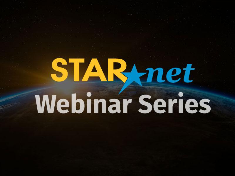 STAR Net Webinar