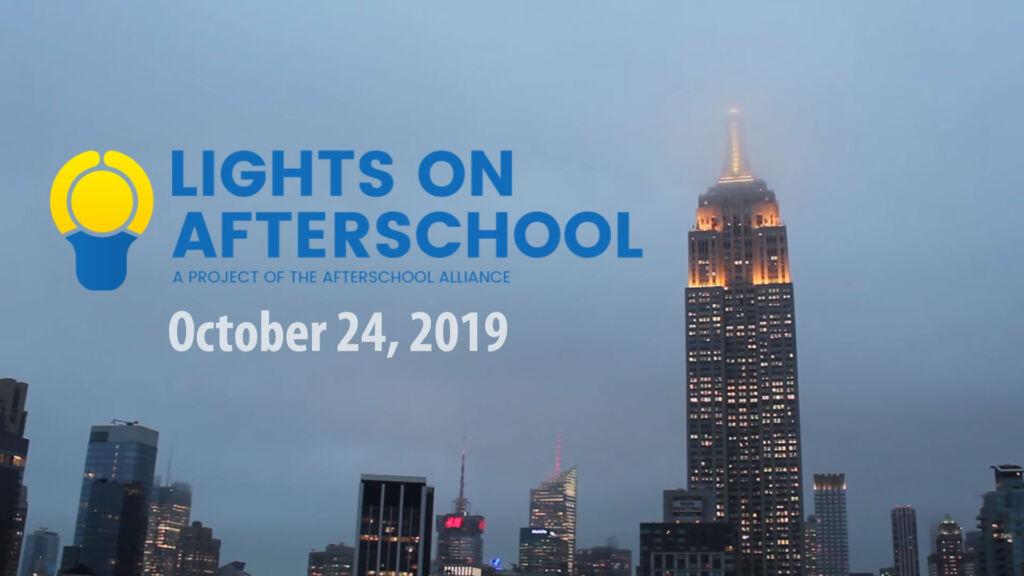 Lights On Afterschool Logo/Photo