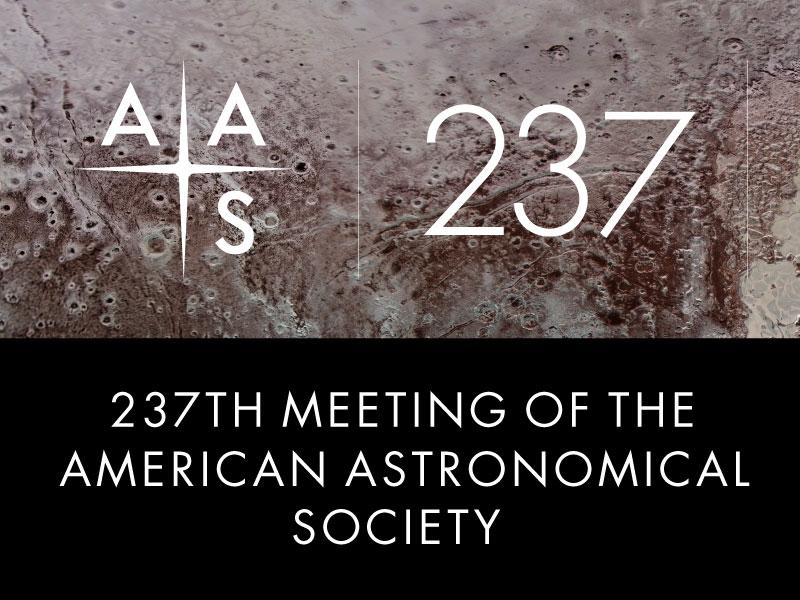 2021 AAS Meeting