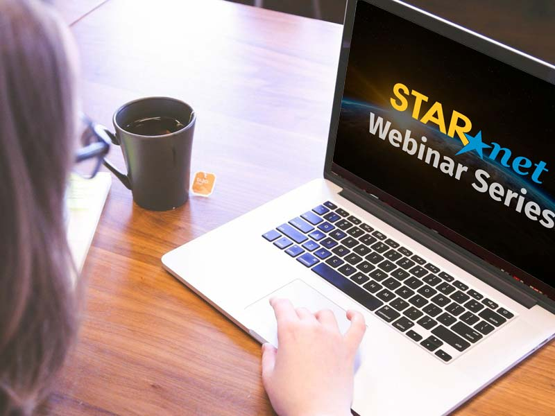 STAR Net Webinar Series
