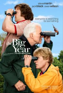 "Movie poster of ""The Big Year"""