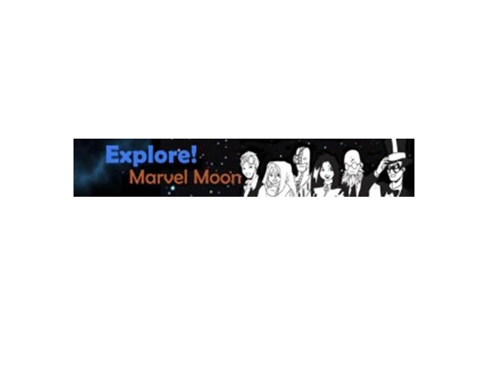Explore! Marvel Moon