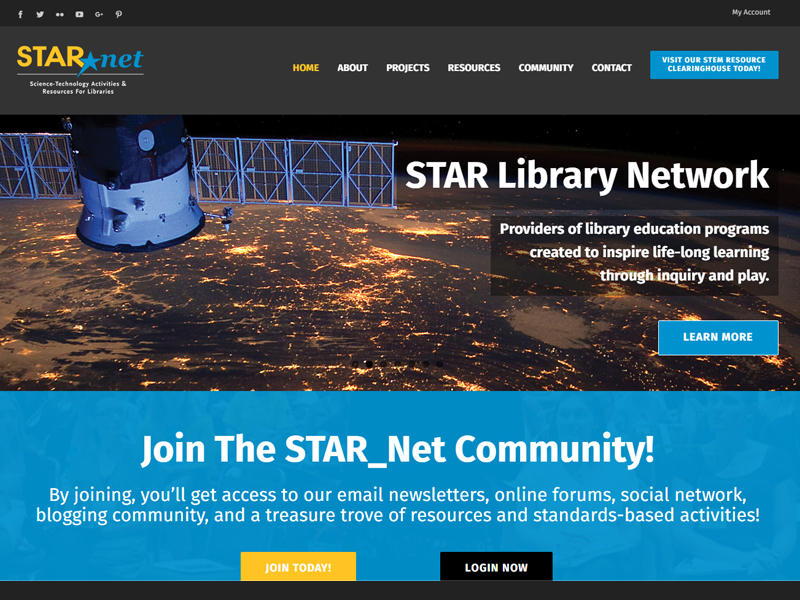 STAR Library Education Network Resources