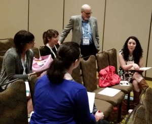 Thanks to the leadership of STEM in Libraries Member Initiative Group, who facilitated small group discussions, the session included insightful tips from fellow attendees!