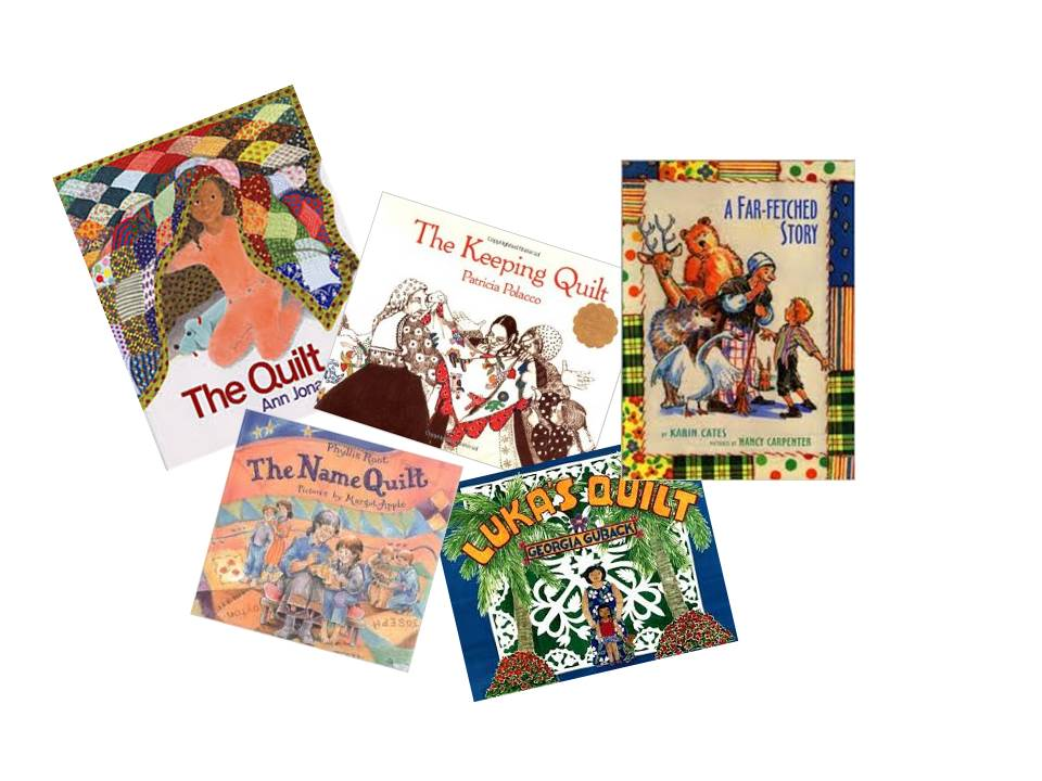 Quilts Picture Books
