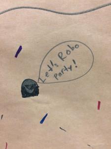 Let's robo party!