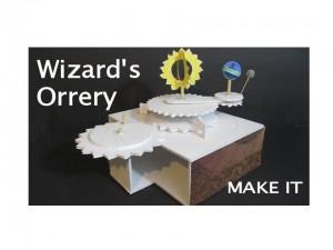 Orrery, Wizard's