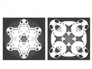 SW Snowflakes