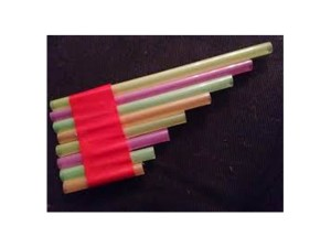 Straw Pipes 1