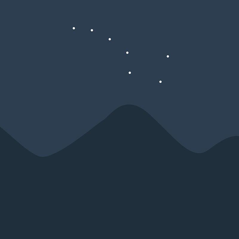 Big Dipper Star Clock