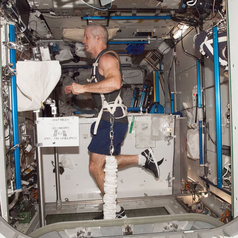 Health in Space
