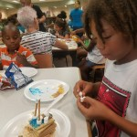 The African-American Research Library and Cultural Center and ASCE Miami-Dade Branch partner to facilitate STEM learning experienced for families.