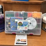 Kanawha County Public Library circulates a variety of STEM resources, such as building sets.