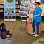 The ASCE Philadelphia Section supports programs at the Free Library of Philadelphia -- including by helping to promote them.
