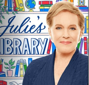 Julie Andrews podcast image