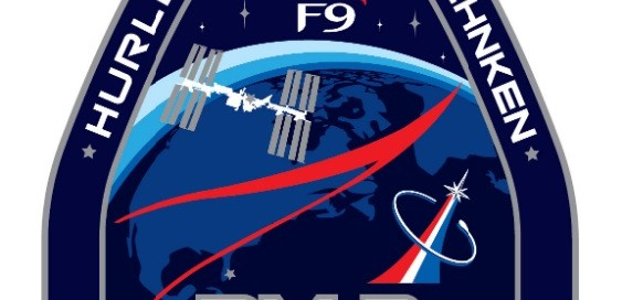 SpaceX_5-27-2020_Launch_Patch