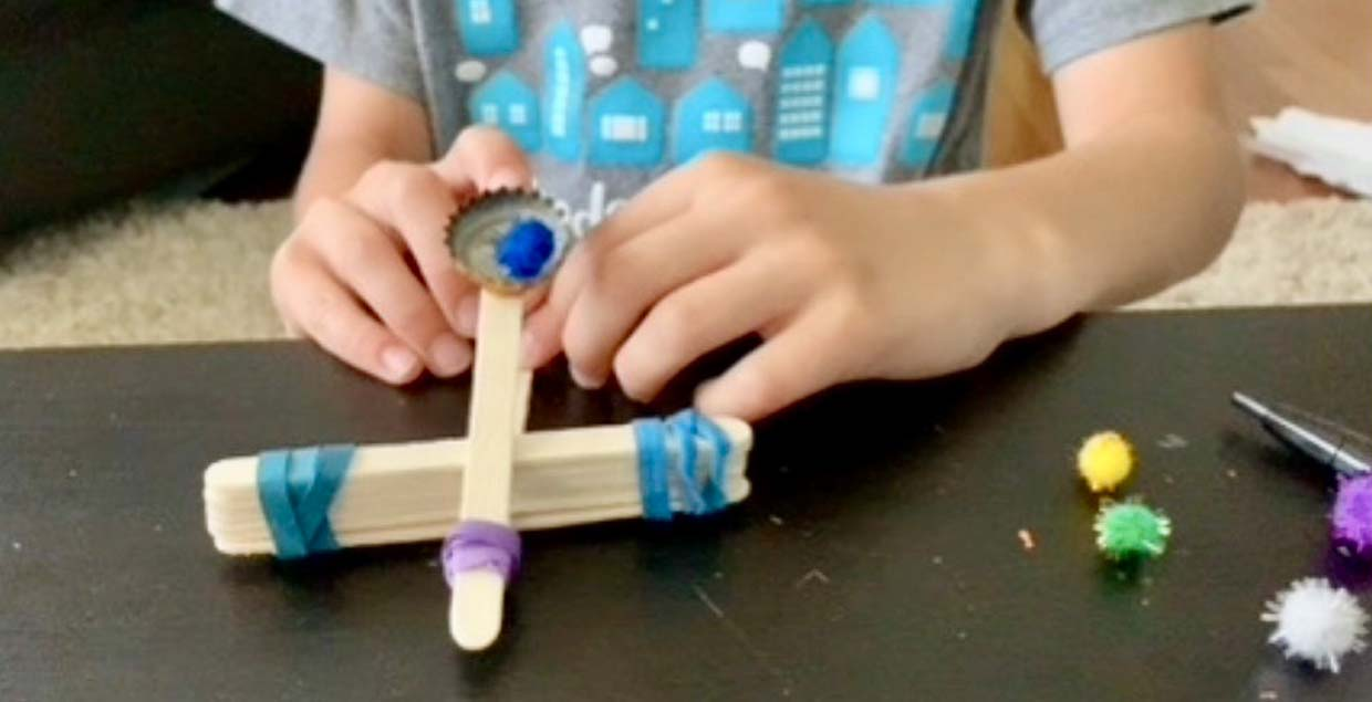 STEAM Engines - Catapults