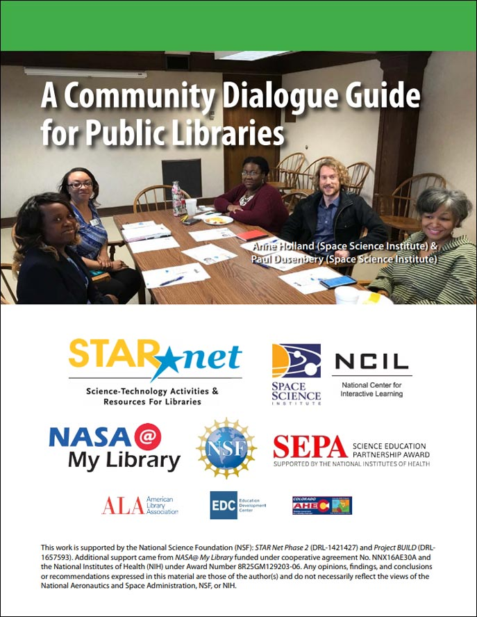 Community Dialogues Guide Cover