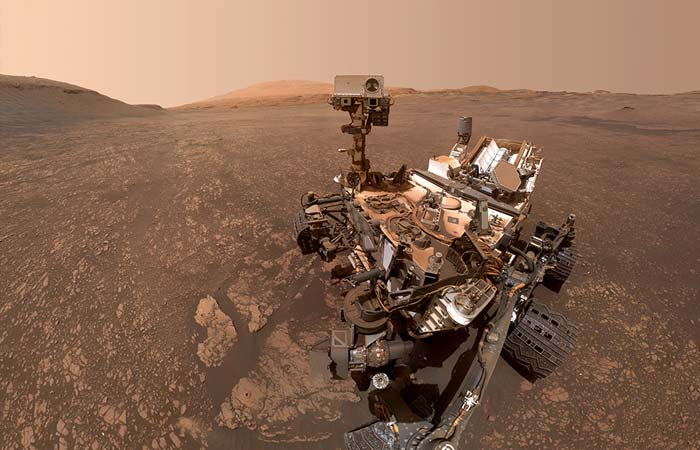 Curiosity's Rover Adventure