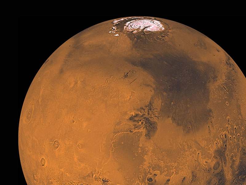 Mars in May