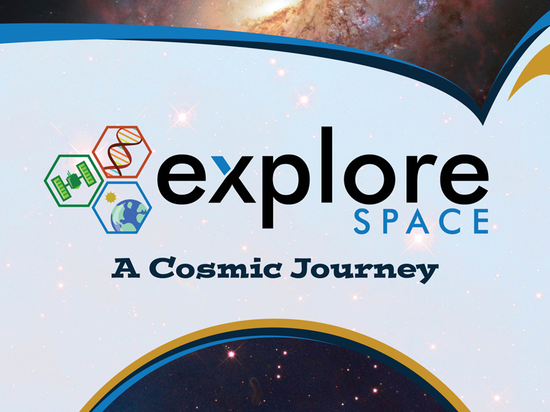 Explore Space Exhibition (TX)