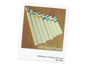 palm pipes