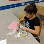 Using materials to create membranophone