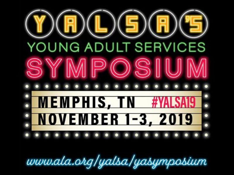 YALSA's 2019 Young Adult Symposium