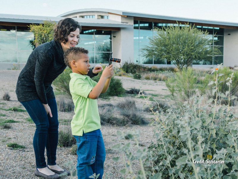 Citizen Science Month (and Beyond!) at Your Library