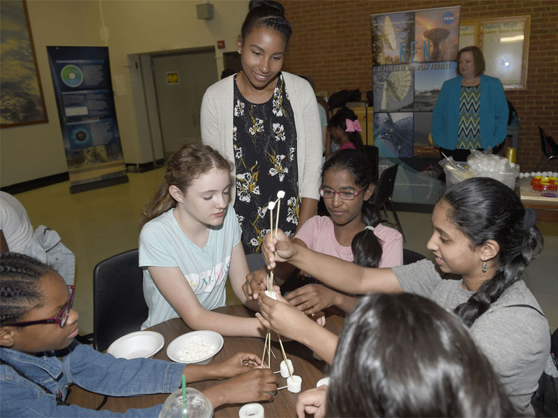 How Public Libraries Can Bridge the Middle School STEM Gap